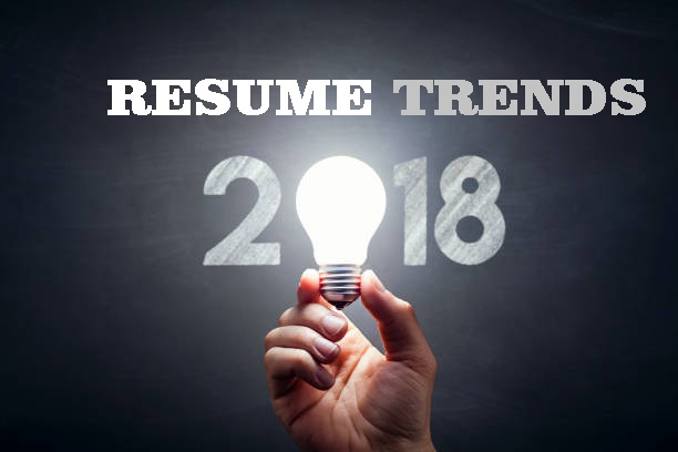 Resume Trends 2018 Smart Resources Group Srg